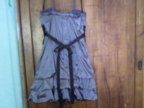 vestido fiesta talla m/s rebajado de boutique