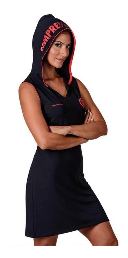 bb760a15a7 Vestido Flamengo Point Braziline - R$ 129,90 em Mercado Livre
