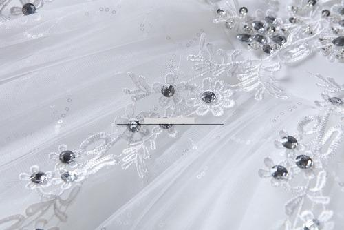 vestido floral comprido casamento debutante grátis armação