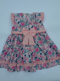 6d98181ef Vestido Para Bebe 8 Meses - Vestidos de Bebê no Mercado Livre Brasil