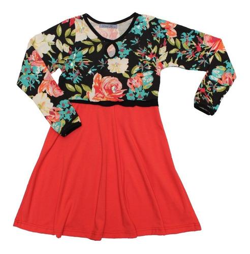 vestido floreado florence nena invierno oferta
