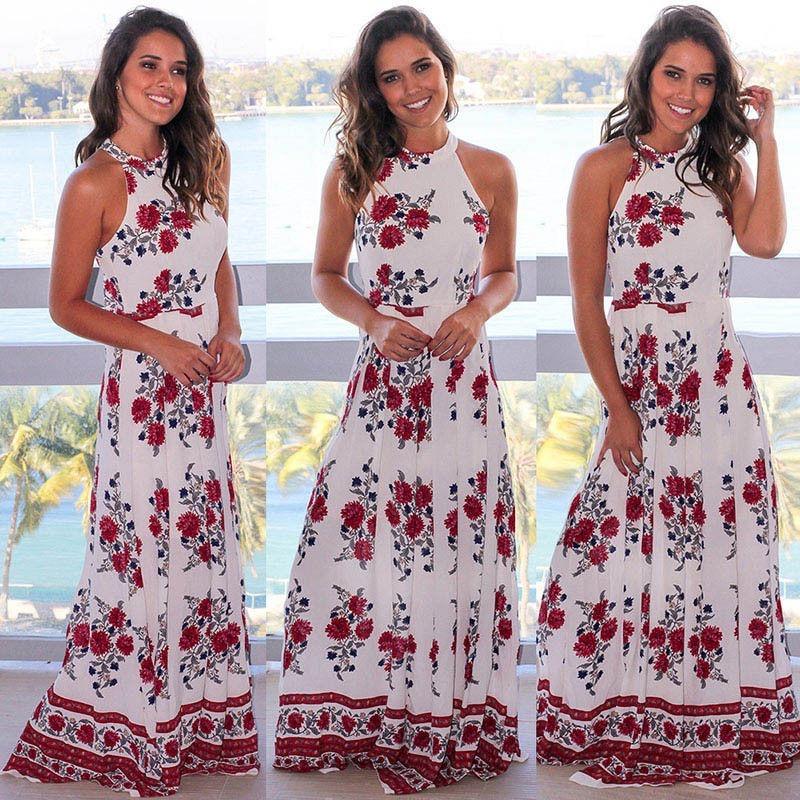 Vestidos para coctel de flores