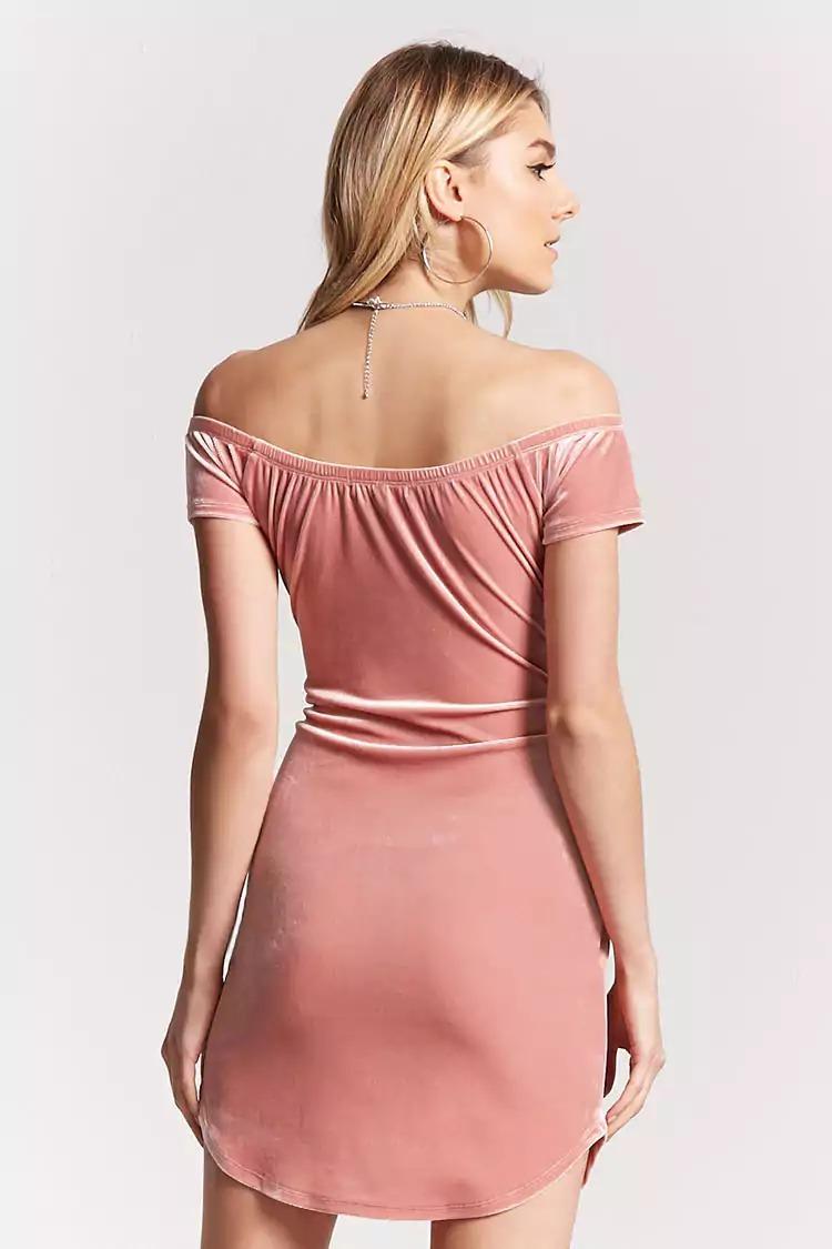 Vestido Forever 21 - $ 600.00 en Mercado Libre