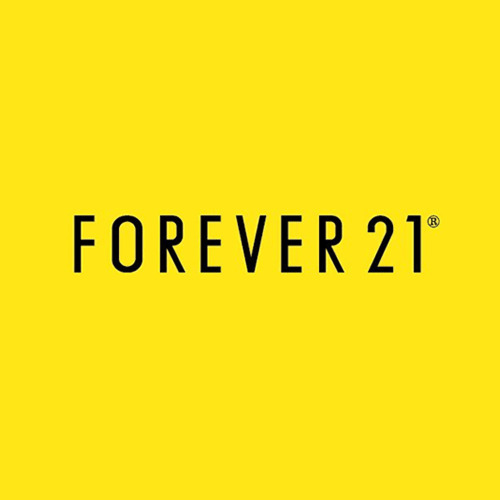 vestido forever21 jersey estampado