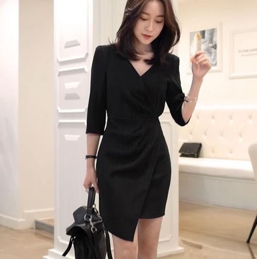 Traje formal de mujer 2019