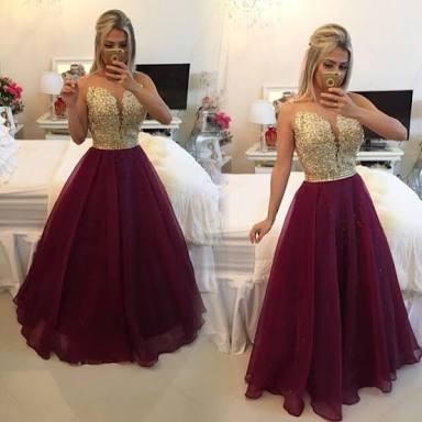 Vestido Formatura Madrinha Modelo Barbara Melo