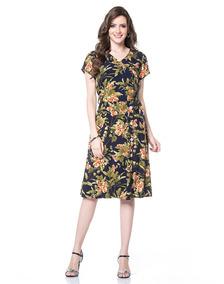 eca8434525 Vestido Fresquinho Verao - Vestidos Casuais Femininas no Mercado ...