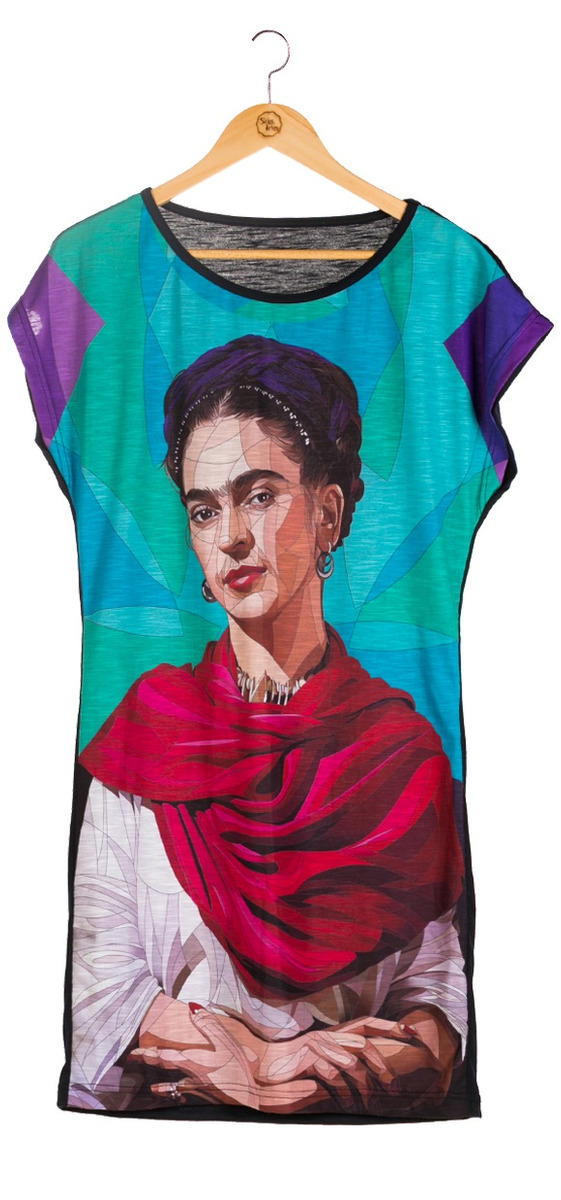 Vestido Frida Kahlo M