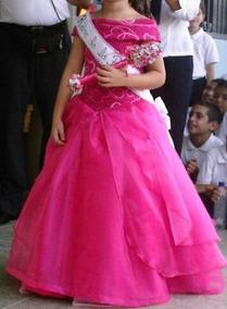 Vestidos De 15 A Os Corte De Reina Vestidos Fucsia En