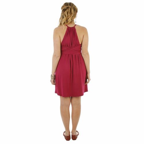 vestido futura mama - embarazada -  de modal - regulable