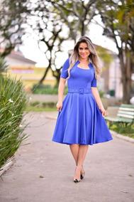 46b57ee052d8 Vestido Cláudia Leite no Mercado Livre Brasil