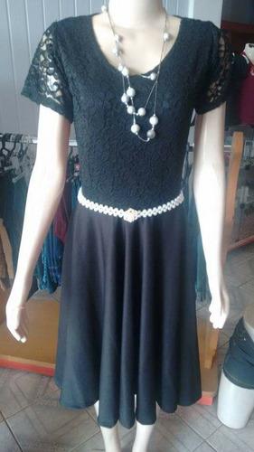 vestido gode duplo