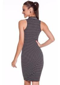 44dece8b7435 Vestido Curto Justo Barato Frete Gratis - Vestidos Femeninos Casual  Prateado com o Melhores Preços no Mercado Livre Brasil