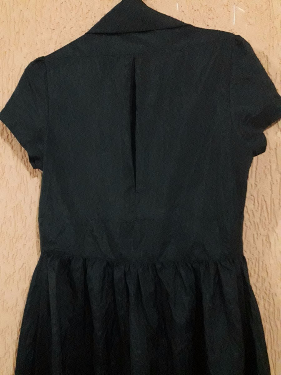 f00d3b78f vestido gótico  emo pode usar como capa   m   90 cm busto. Carregando zoom.