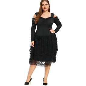 153718ba6 Vestido Largo Negro Rojo Gotico Victoriano Steampunk. Baja California · Vestido  Gótico En Capas Con Hombros Descubiertos Y Talla Gr