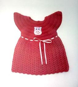f8836253a Vestido De Lana Para Bebe Tejido A Maquina en Mercado Libre Colombia