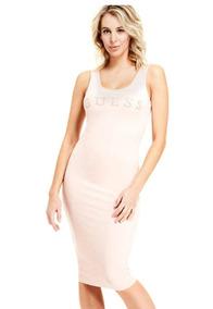 6f2a7dda1 Vestido Rosa Marciano (diseñador De Guess) - Vestidos de Mujer en ...
