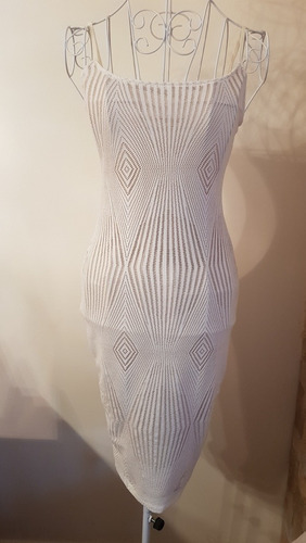 vestido guess talla s