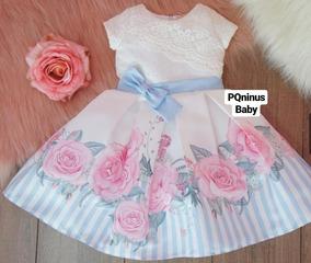 493ebb44c Vestido Infantil Petit Cherie - Vestidos Festa com o Melhores Preços ...