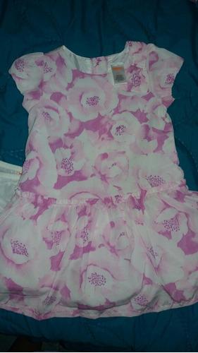 vestido gymboree nuevo talla 2