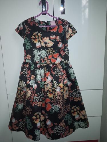 vestido hello kit tamanho 6