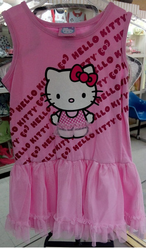 vestido hello kitty sanrio