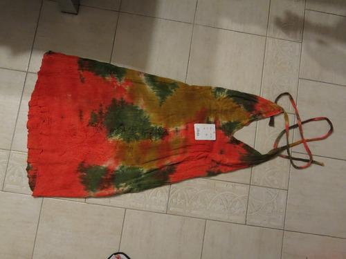 vestido hindu bordado!! muy lindo nuevo!