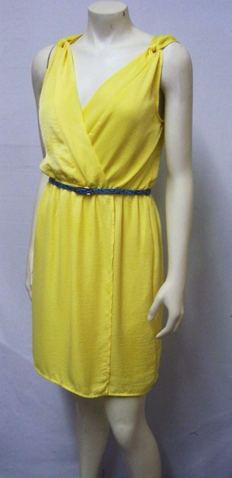 2c528a72754 vestido importado amarillo casual cocktail mundomodayvestido. Cargando zoom.