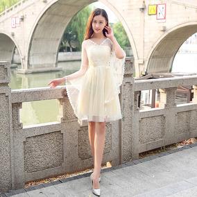 3894c2a96d Conchero Mujer Gordita Vestidos - Vestidos de Novia de Mujer en Mercado  Libre Argentina