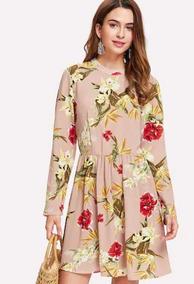 ff501d43981 Vestido A Flores Espalda Descubierta - Ropa, Bolsas y Calzado en ...