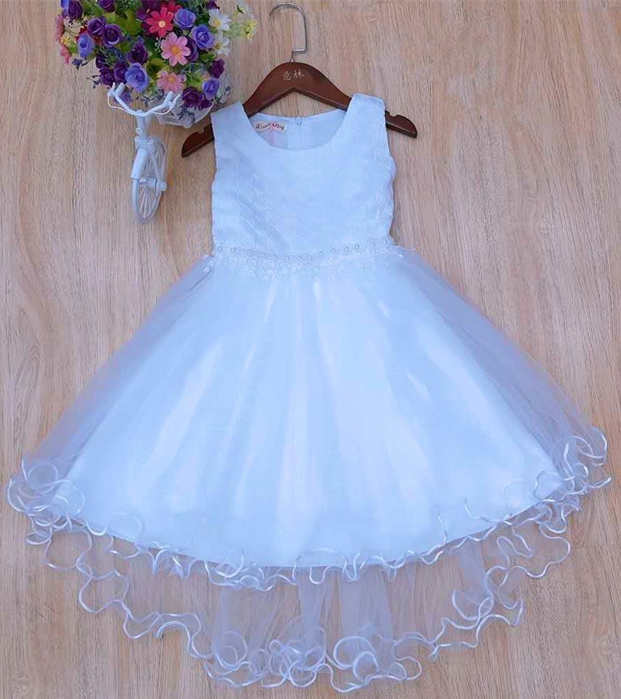 b93ff5a25 Vestido Importado De Nena Con Tull Para Comunion Talle 4a10 -   950 ...