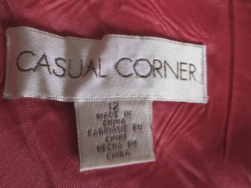 vestido  importado  elegante casual  corner  t m.