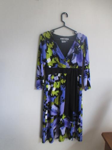 vestido importado  elegante casual  exclusivo lindo remate!