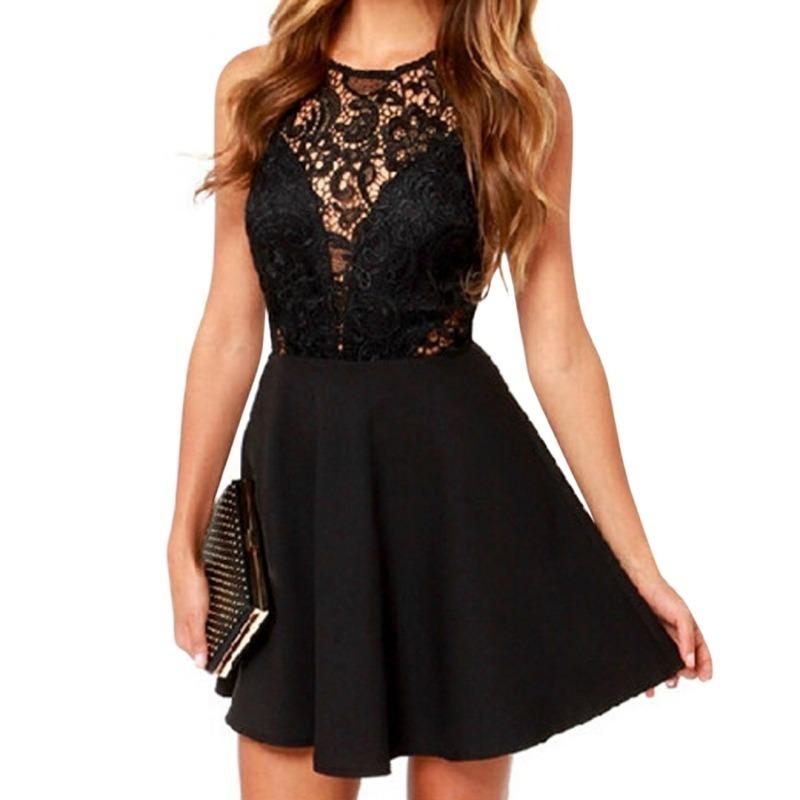 9e527c3d49 vestido importado feminino com renda - frete grátis. Carregando zoom.