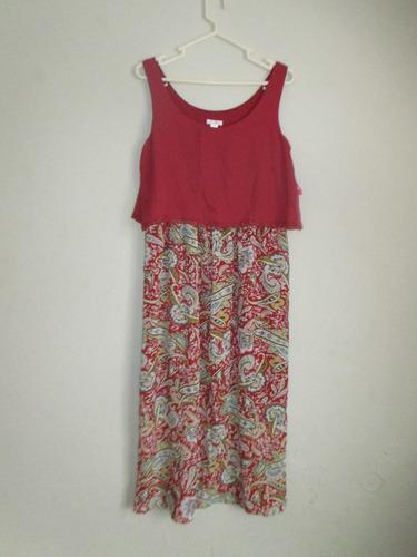 vestido  importado floras  ropa americana en remate