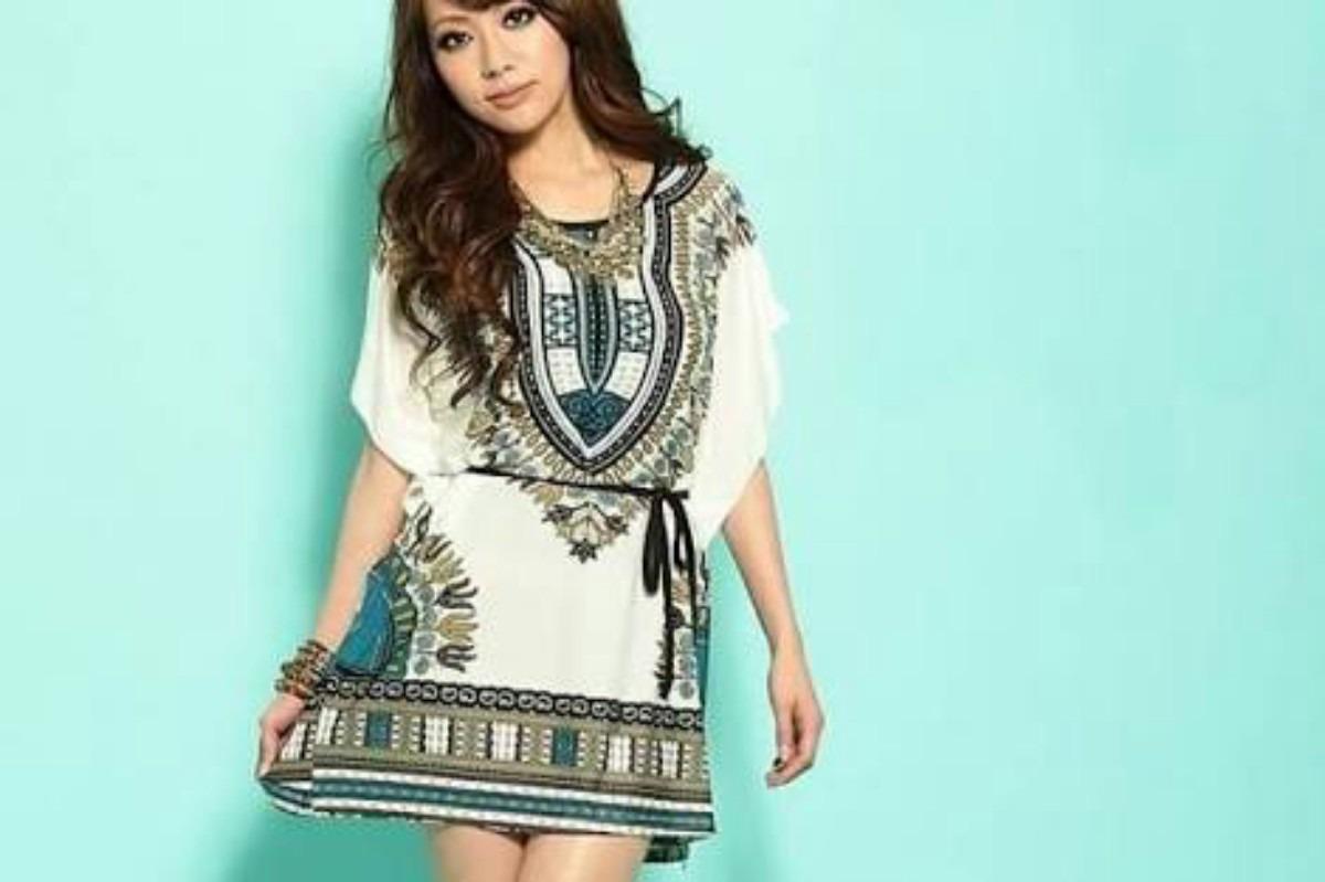 504949c1d vestido indiano moda 2016. Carregando zoom.