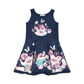 1a8b4a705 Vestido Infantil - Vestidos Meninas em Rio das Ostras no Mercado Livre  Brasil
