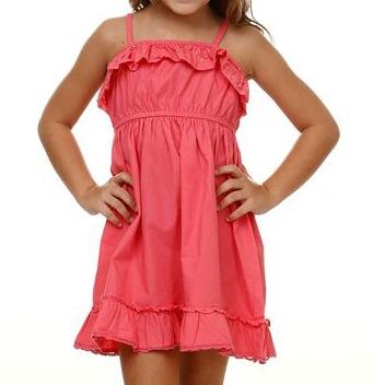 89a4c2f162 Vestido Infantil Babados Lilas Ou Rosa! Queima D Estoque - R  20
