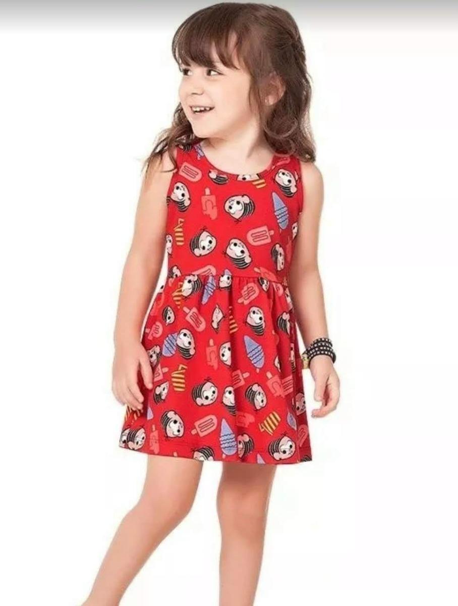 580b463341 vestido infantil brandili monica vermelho verão menina tam 3. Carregando  zoom.