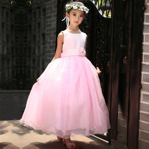 vestido infantil cinderela casamento daminha frete grates