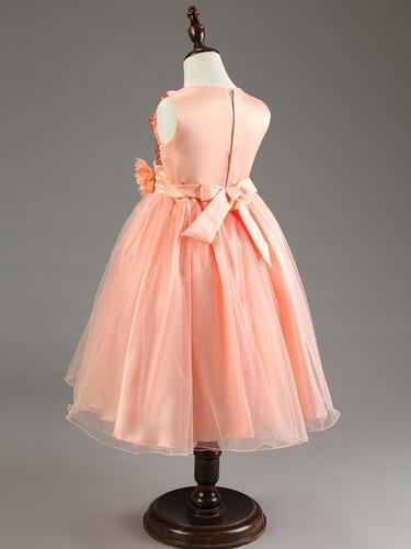 vestido infantil daminha festa formatura baile frete grátis