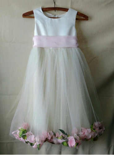 vestido infantil de festa / daminha