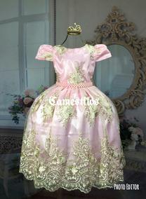 Enjoei Vestidos Festa Rosa Com O Melhores Preços No