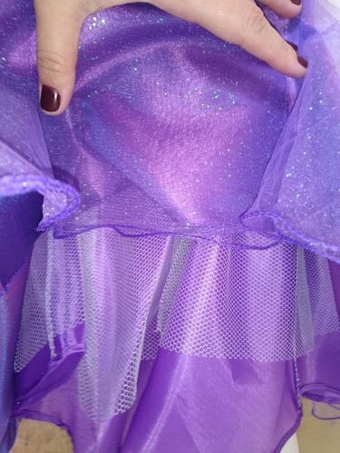 vestido infantil festa frozen elsa cinderela varias cores