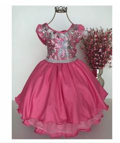 Vestido Infantil De Festa Tamanho 12 Tamanho 12 Vestidos