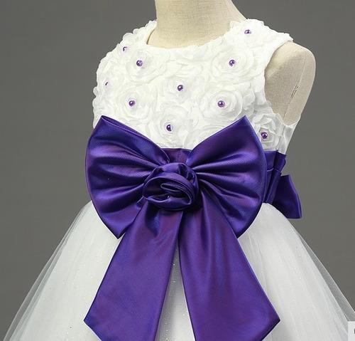 vestido infantil festa princesa, casamento, daminha, anivers