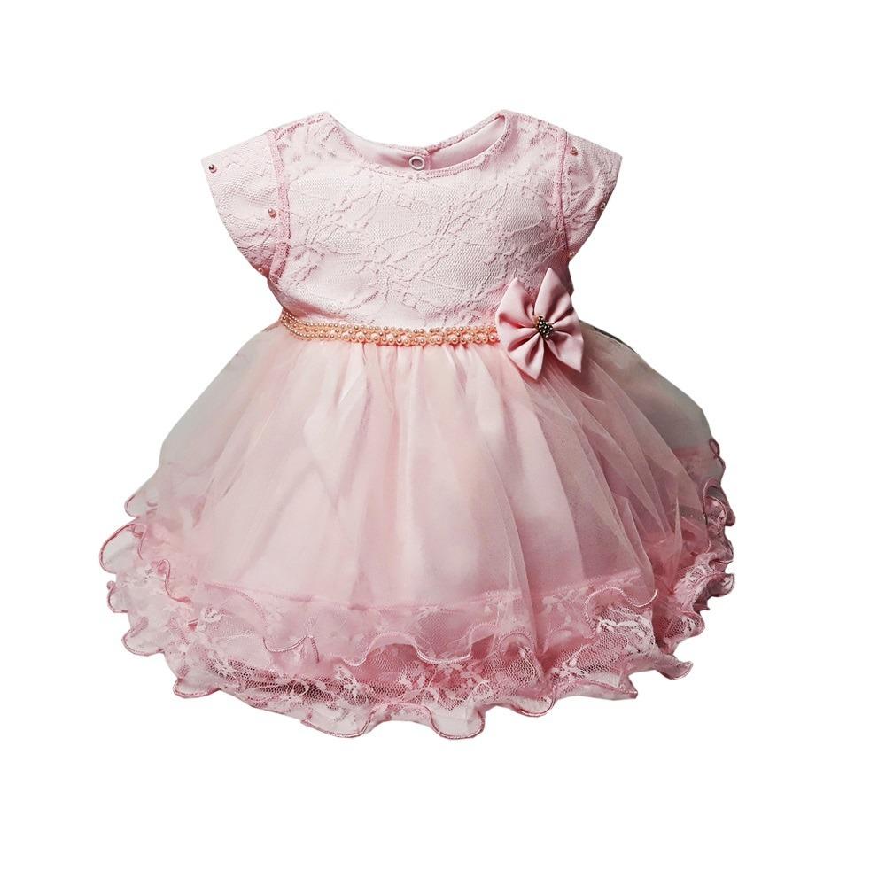 92f5a8ecd0 vestido infantil festa recén nascido rn bebe menina luxo 0 2. Carregando  zoom.