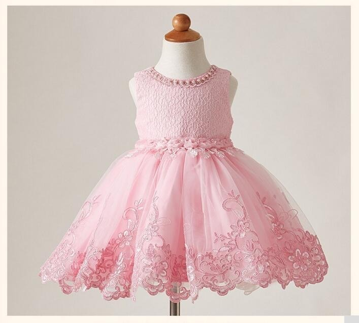 b215bcab3f Vestido Infantil Festa Rosa Princesas Bailarinas P.entrega! - R  159 ...