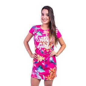 0057f7253e Vestido Flores 3d - Vestidos em Amazonas no Mercado Livre Brasil