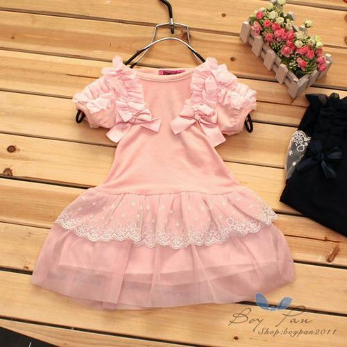 vestido infantil importado (pronta entrega)